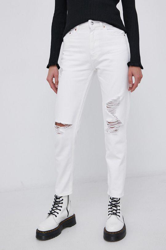 Tally Weijl - Jeansy biały