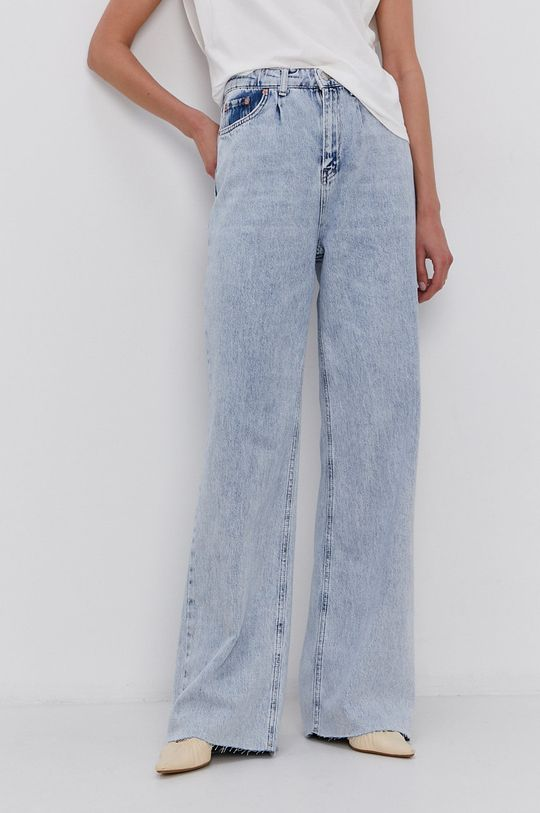 Tally Weijl - Jeansy jasny niebieski