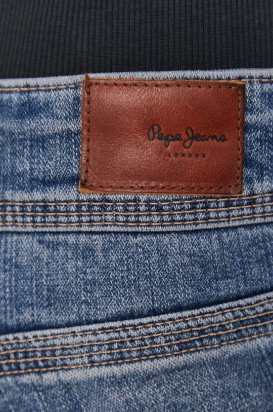 modrá Pepe Jeans - Džíny Saturn