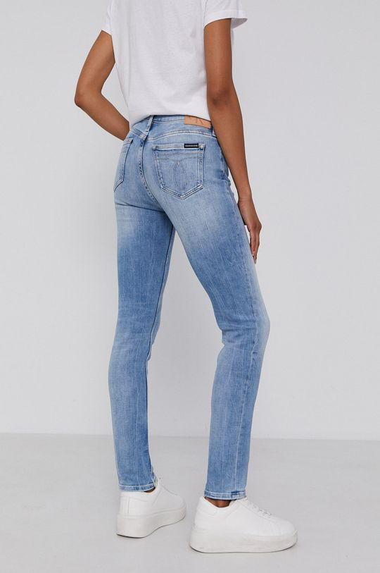Calvin Klein Jeans - Jeansy 78 % Bawełna, 4 % Elastan, 18 % Modal