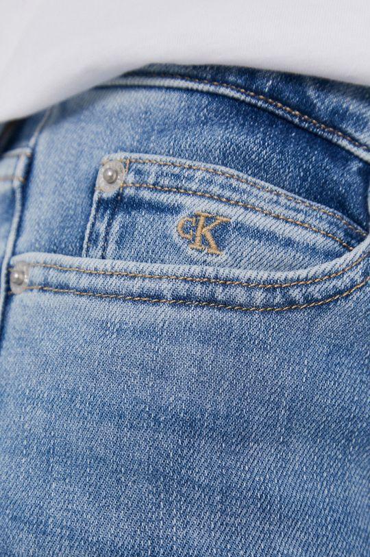niebieski Calvin Klein Jeans - Jeansy