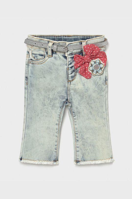 albastru pal Mayoral - Jeans copii De fete