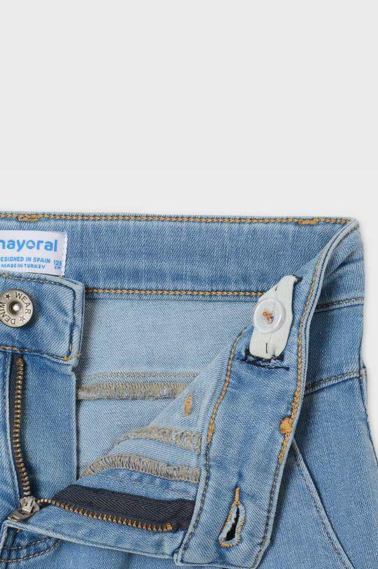 blady niebieski Mayoral - Jeansy dziecięce