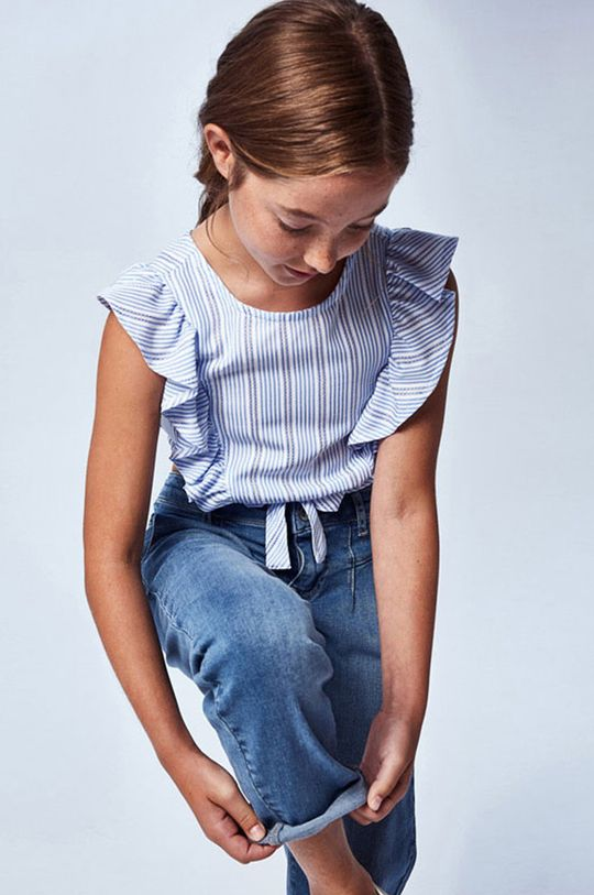 Mayoral - Jeans copii de struguri