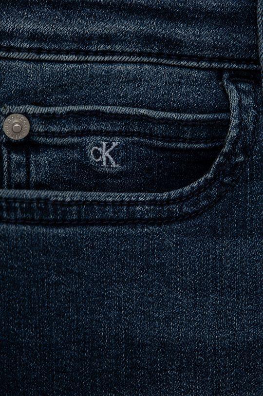Calvin Klein Jeans - Dětské rifle 140-176 cm  74% Bavlna, 2% Elastan, 24% Polyester