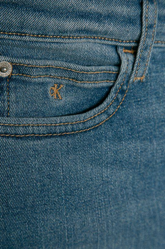 Calvin Klein Jeans - Dětské rifle 140-176 cm modrá