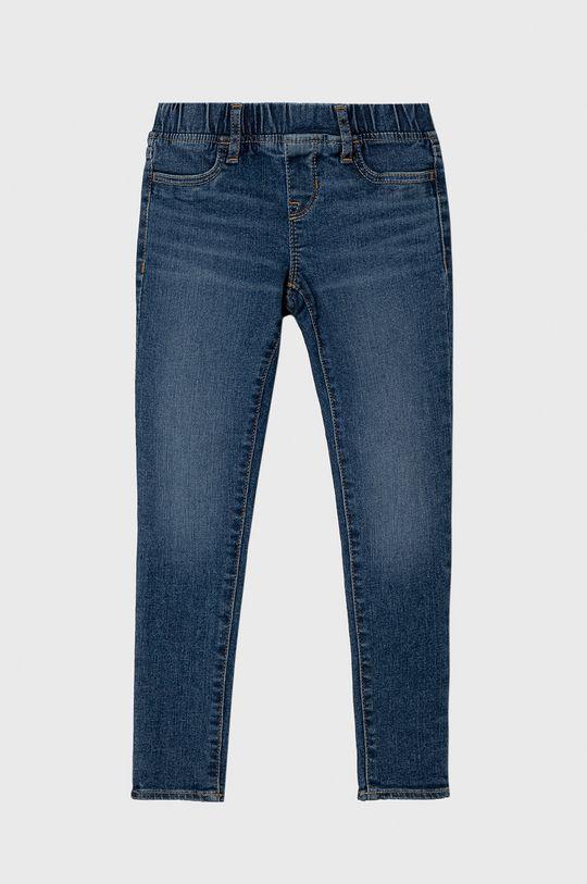 niebieski GAP - Jeansy dziecięce 104-176 cm Dziewczęcy