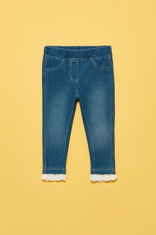 niebieski OVS - Jeansy dziecięce Dziewczęcy