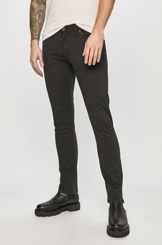 černá Jack & Jones - Kalhoty Pánský