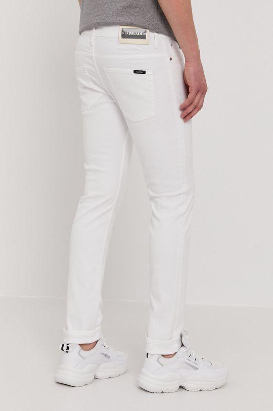 Calvin Klein - Jeansy 91 % Bawełna, 2 % Elastan, 7 % Poliester