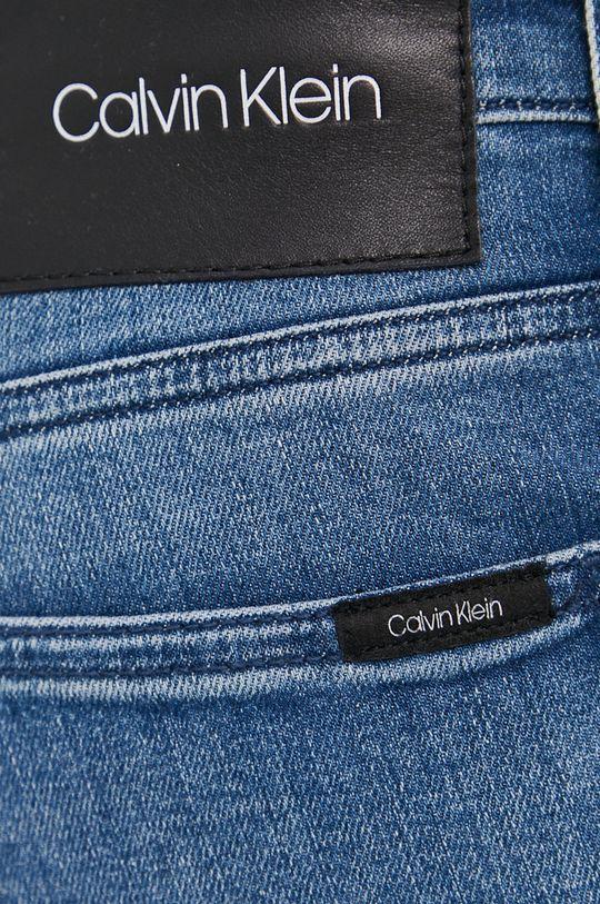 niebieski Calvin Klein - Jeansy