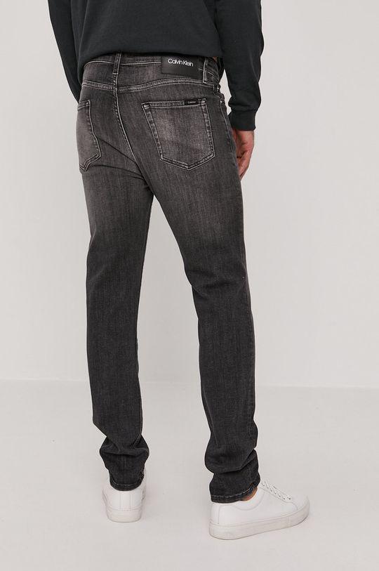 Calvin Klein - Jeansy 95 % Bawełna, 1 % Elastan, 4 % Poliester