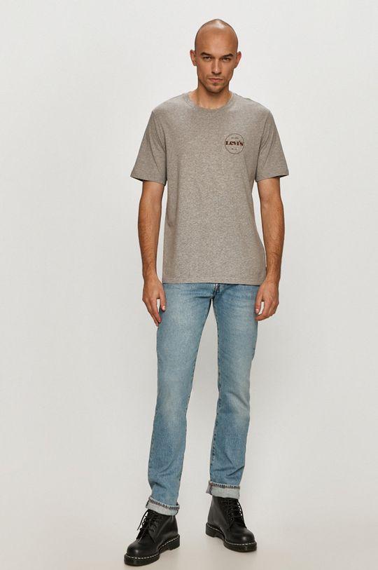 Levi's - Jeansy 501 jasny niebieski