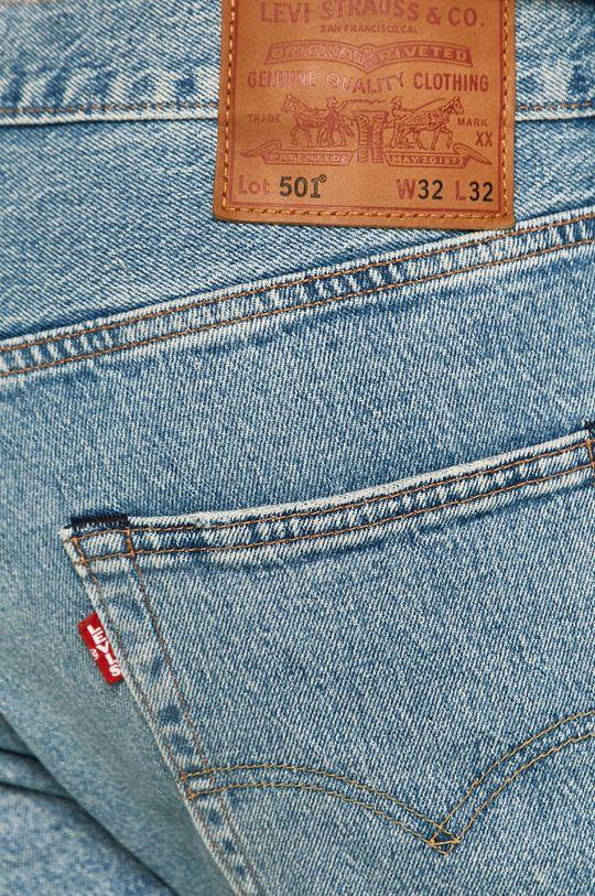 jasny niebieski Levi's - Jeansy 501