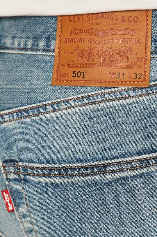 albastru pal Levi's - Jeansi 501