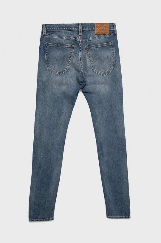 Levi's - Jeansy Skinny Tapered Fit jasny niebieski