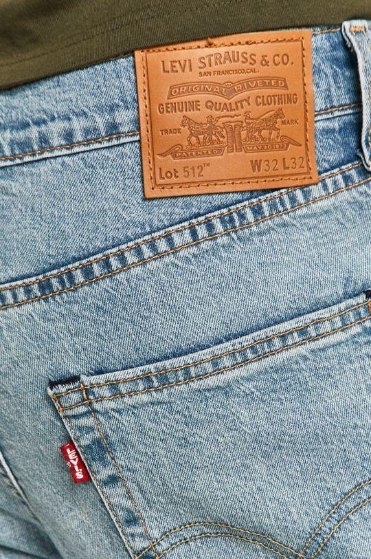 blady niebieski Levi's - Jeansy 512