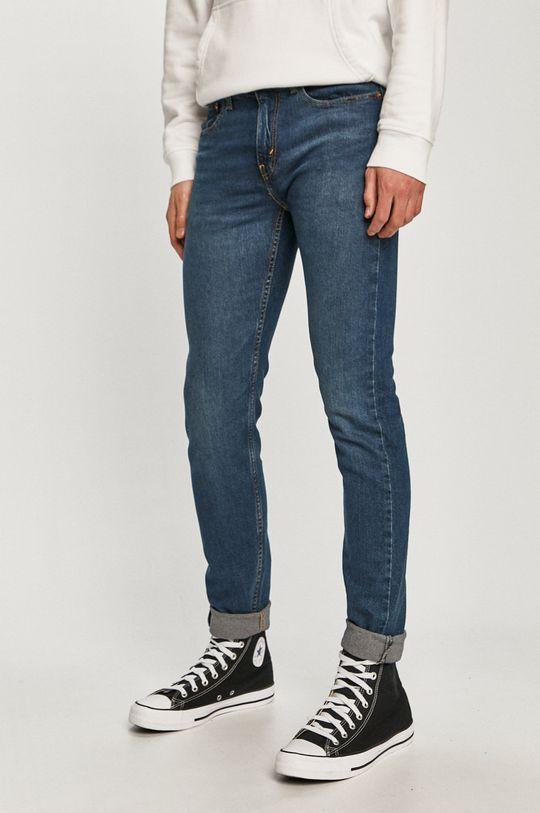 albastru Levi's - Jeansi 512 De bărbați