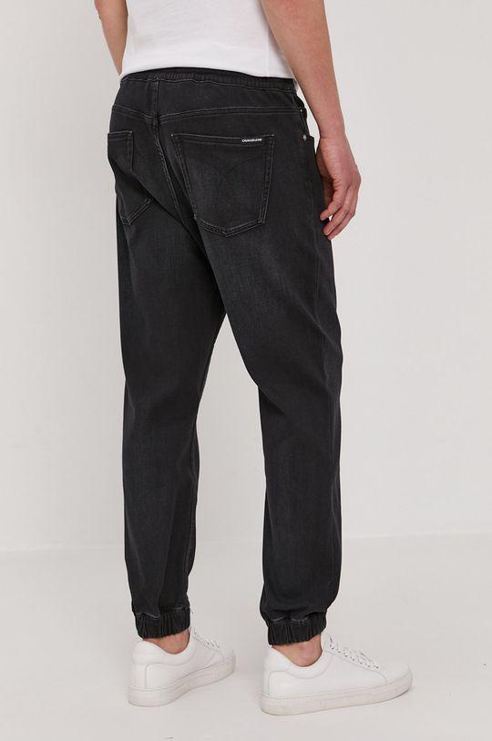 Calvin Klein Jeans - Jeansy Track Jean 79 % Bawełna, 2 % Elastan, 10 % Lyocell, 9 % Poliester