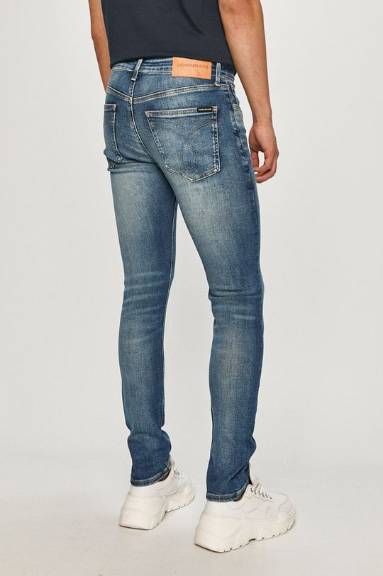 Calvin Klein Jeans - Jeansy 94 % Bawełna, 2 % Elastan, 4 % Inny materiał
