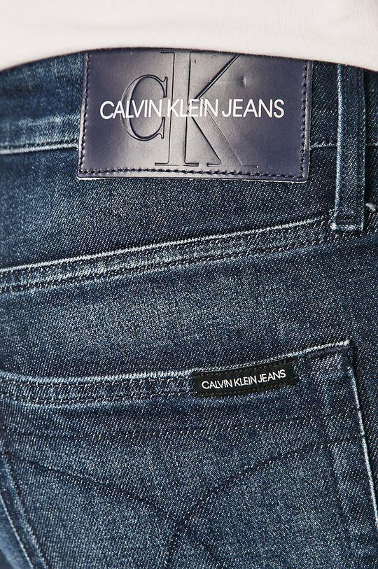 granatowy Calvin Klein Jeans - Jeansy