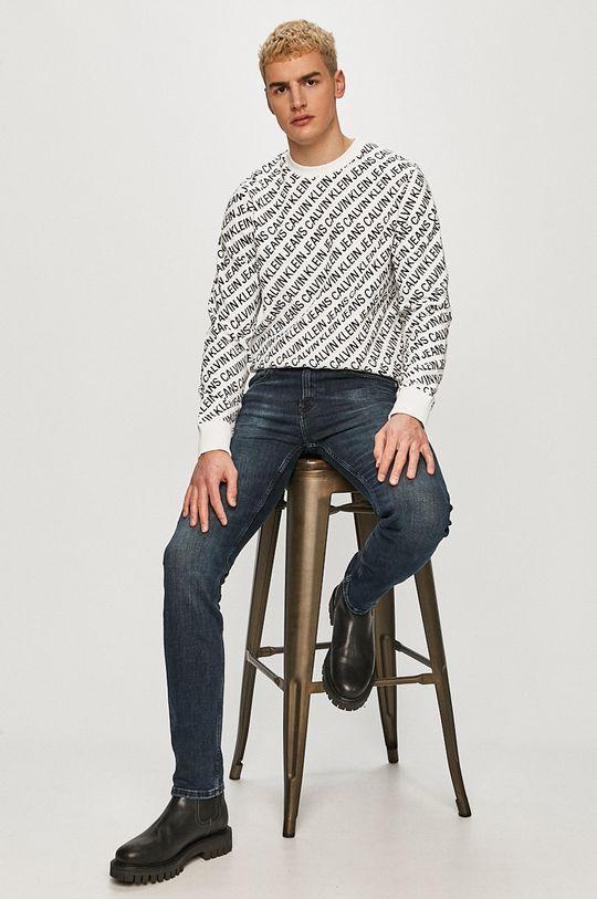 Calvin Klein Jeans - Džíny námořnická modř