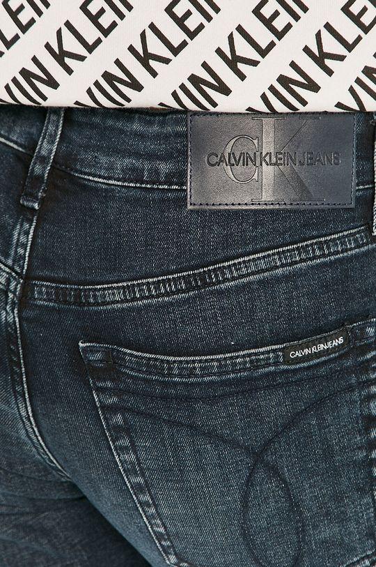 námořnická modř Calvin Klein Jeans - Džíny