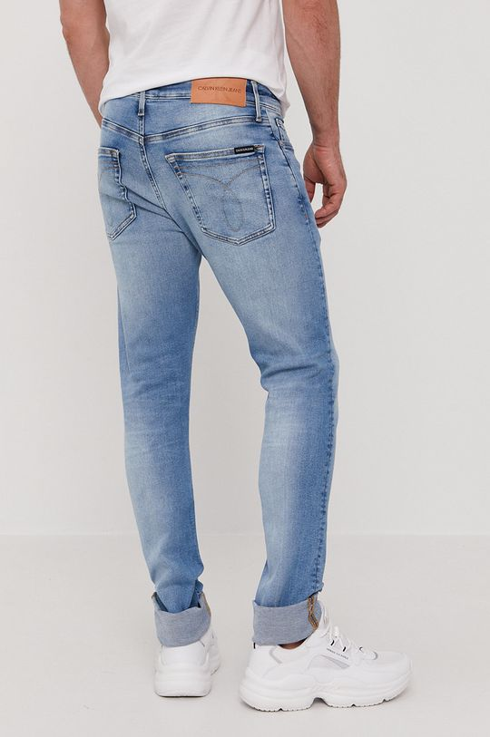 modrá Calvin Klein Jeans - Džíny CKJ 026