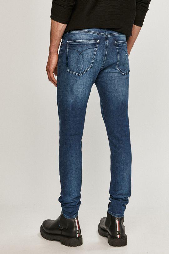 Calvin Klein Jeans - Džíny  78% Bavlna, 4% Elastan, 7% elastomultiester, 11% Lyocell