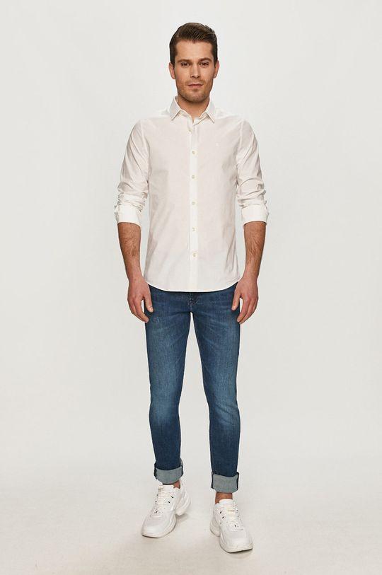 Calvin Klein Jeans - Rifle tmavomodrá