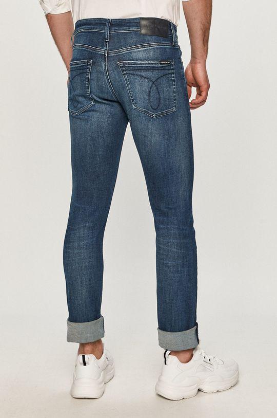 Calvin Klein Jeans - Rifle  74% Bavlna, 2% Elastan, 24% Recyklovaný polyester