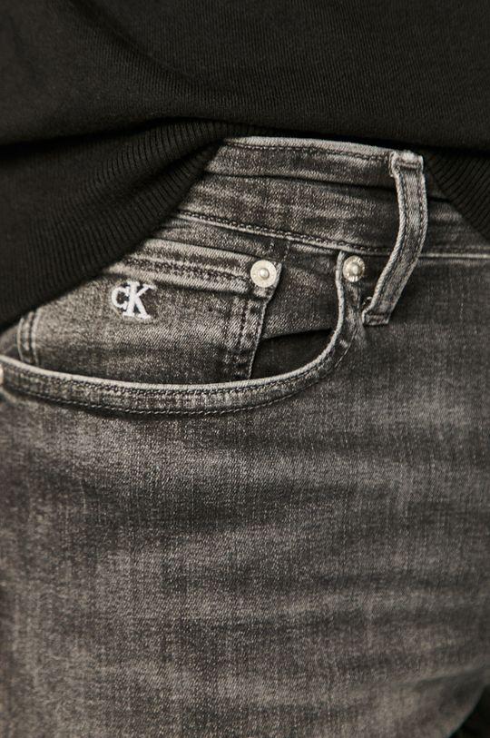 sivá Calvin Klein Jeans - Rifle