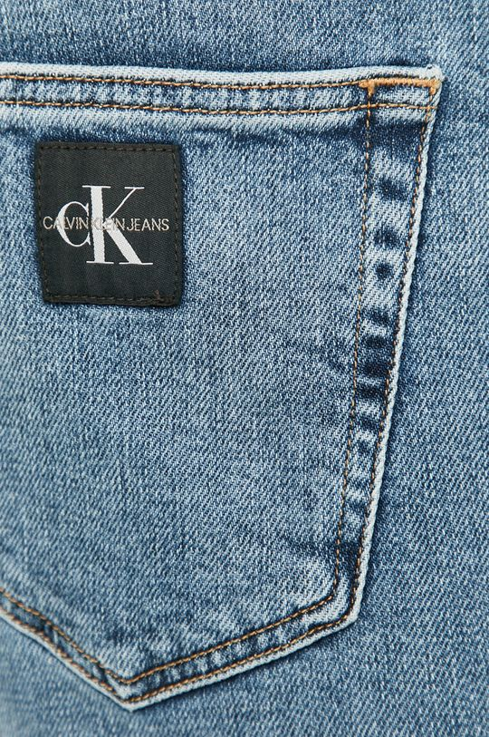 niebieski Calvin Klein Jeans - Jeansy Dad
