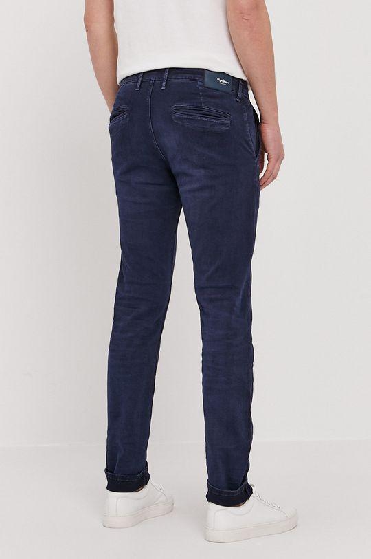 Pepe Jeans - Jeansy James 91 % Bawełna, 2 % Elastan, 7 % Poliester