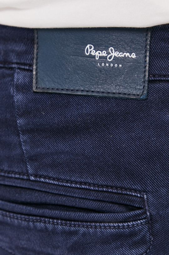 granatowy Pepe Jeans - Jeansy James