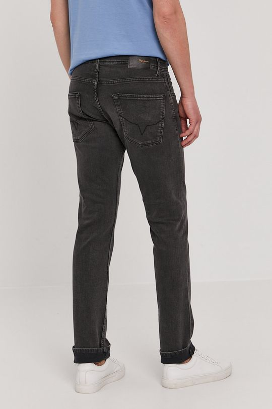 Pepe Jeans - Jeansy Cash Materiał zasadniczy: 90 % Bawełna, 2 % Elastan, 8 % Poliester, Inne materiały: 100 % Bawełna