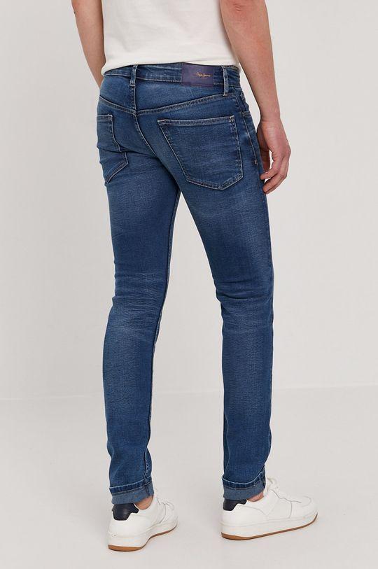 Pepe Jeans - Jeansy Hatch Materiał zasadniczy: 90 % Bawełna, 2 % Elastan, 8 % Poliester, Podszewka kieszeni: 100 % Bawełna