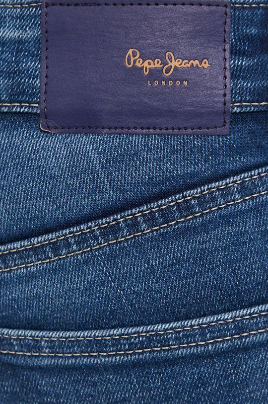 niebieski Pepe Jeans - Jeansy Hatch
