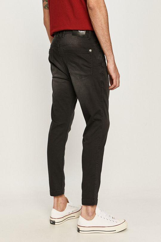 Pepe Jeans - Jeansy New Johnson 72 % Bawełna, 2 % Elastan, 14 % Wiskoza, 12 % Poliester