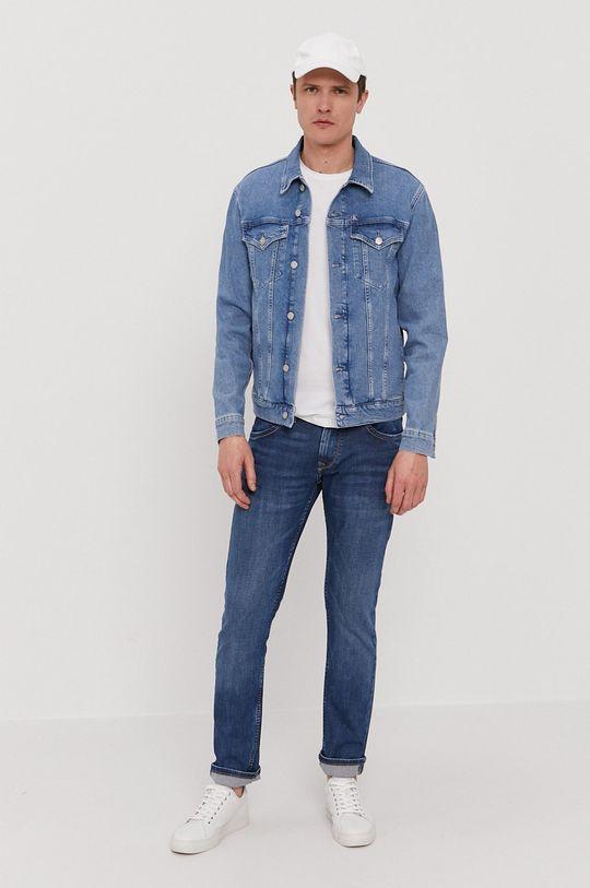 Pepe Jeans - Džíny Cash modrá