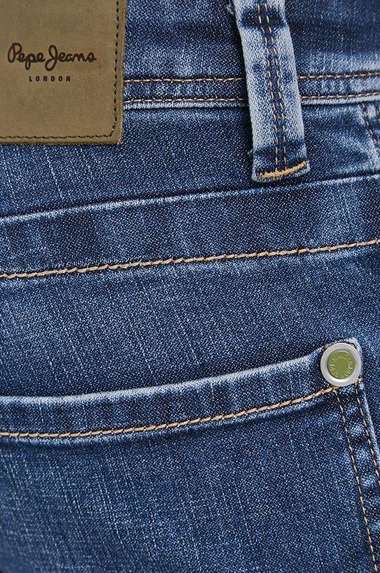 modrá Pepe Jeans - Džíny Cash