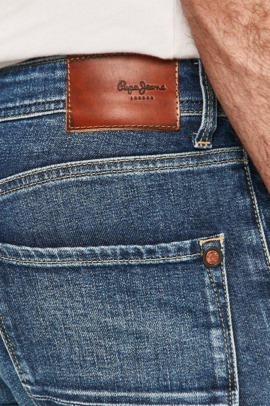 niebieski Pepe Jeans - Jeansy Stan