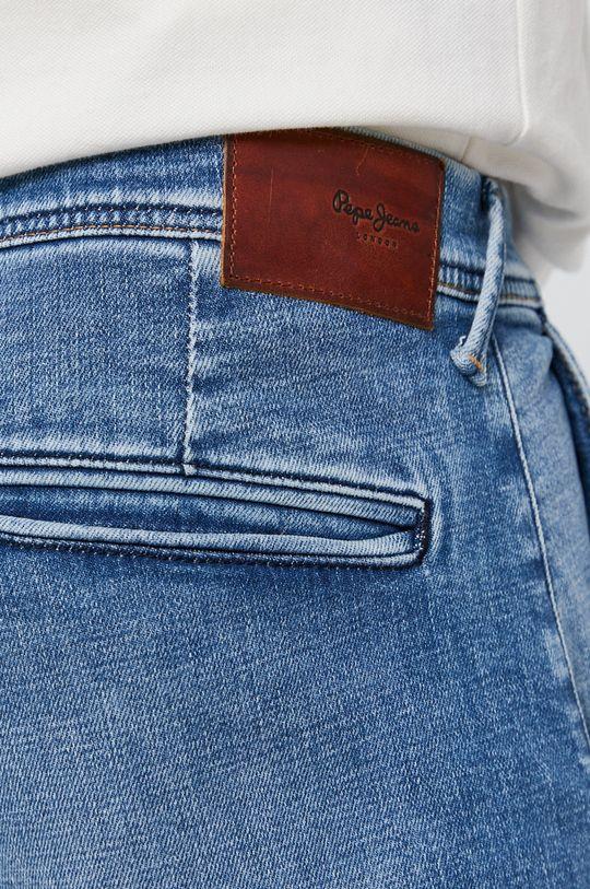 modrá Pepe Jeans - Rifle Jamey