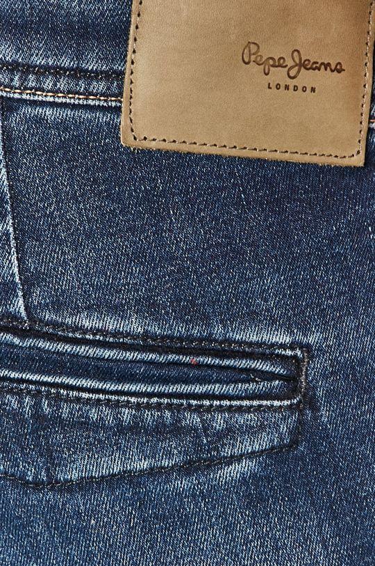 niebieski Pepe Jeans - Jeansy Jamey