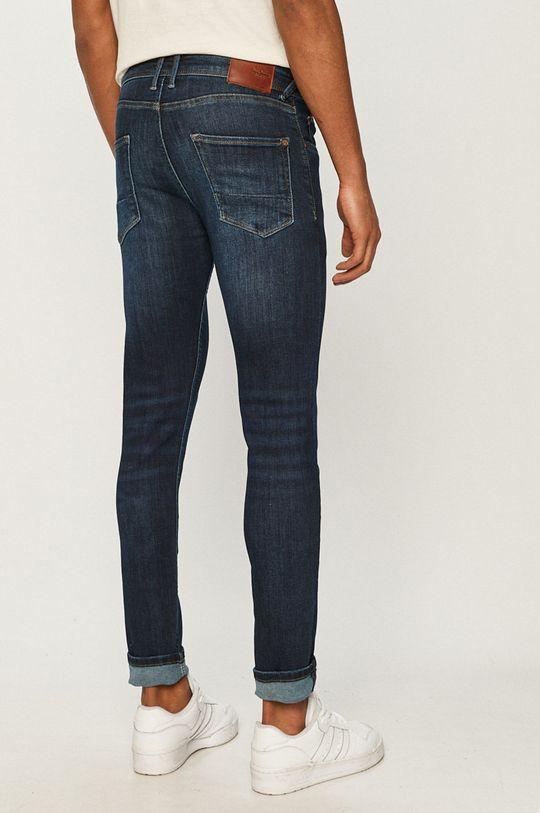 Pepe Jeans - Jeansy Finsbury 93 % Bawełna, 7 % Elastan