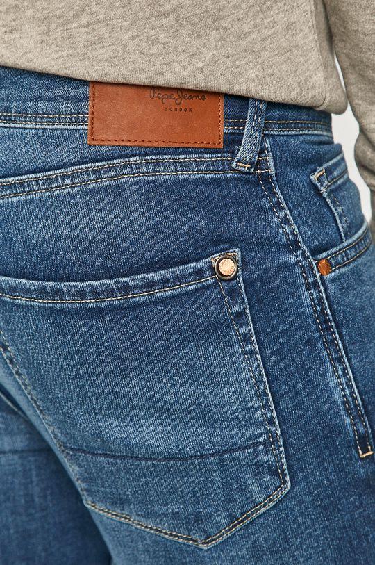 niebieski Pepe Jeans - Jeansy Finsbury