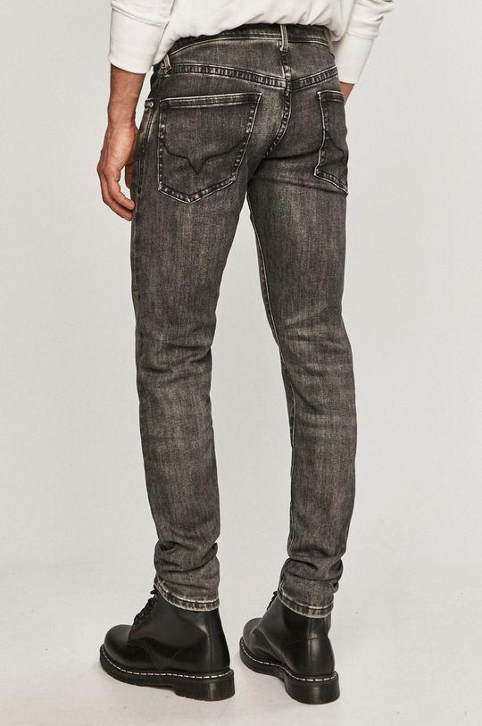 Pepe Jeans - Rifle Hatch  87% Bavlna, 4% Elastan, 9% Polyester