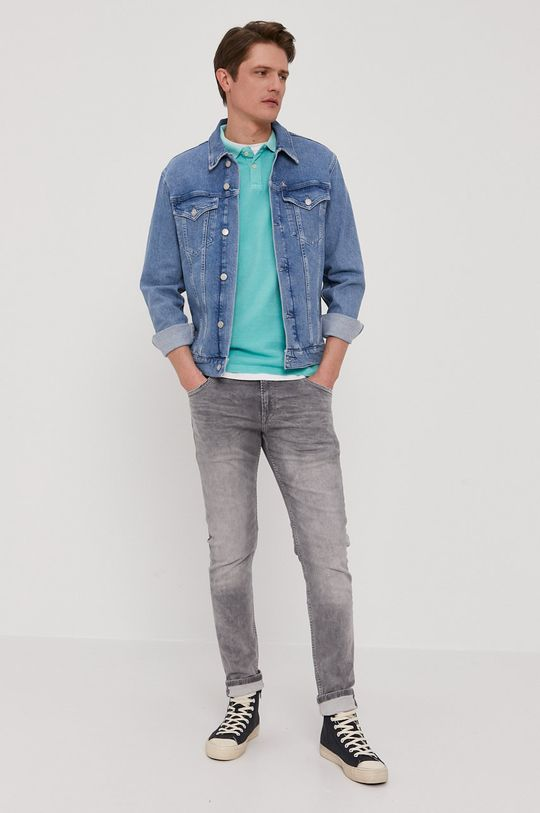 Pepe Jeans - Jeansy Jagger szary