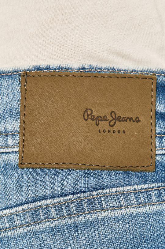 modrá Pepe Jeans - Džíny Alfie