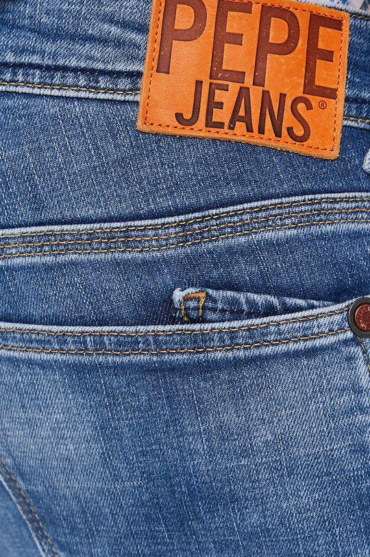 niebieski Pepe Jeans - Jeansy Hatch Heritage